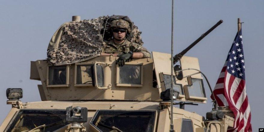 HSDê û Hevpeymaniya Navneteweyî li sînorê Iraq û Sûriyê dest bi operasyonekê kir
