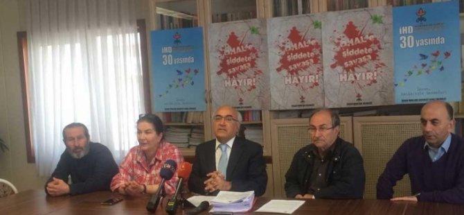 """Tirkiye: Binpêkirina Mafê Mirovî de """"sala herî reş"""""""