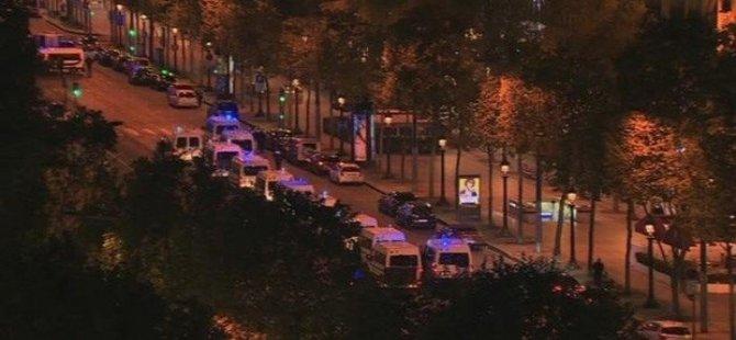 Li Parîsê kiryara terorî