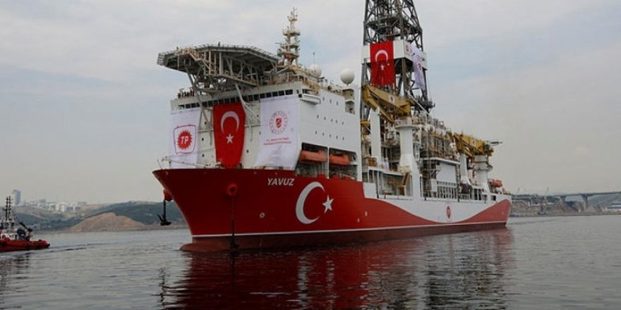 Tirkiyê keştiya xwe ya sondajê cara duyem ji Derya Spî vekişand