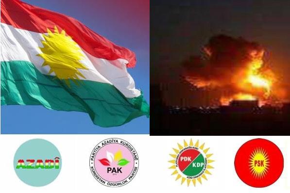 """""""Tu sîyaset divê rê ji plan û stratejîyên xêrnexwazên miletê Kurd re xweş neke"""""""