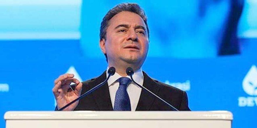 Babacan: Pirsa Kurd li Tirkiyê mezin dibe