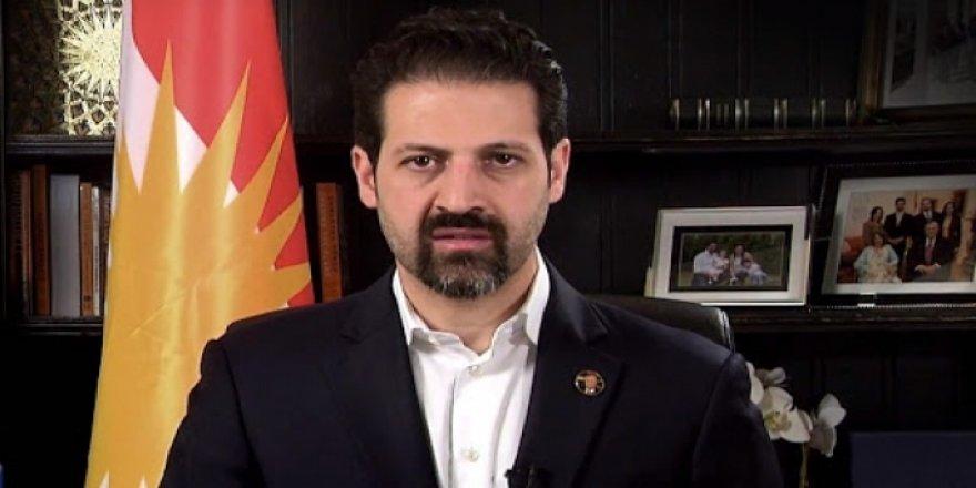 Qubad Talebanî: Êrîşa li ser Liqa PDKê û Ala Kurdistanê nayê qebûlkirin