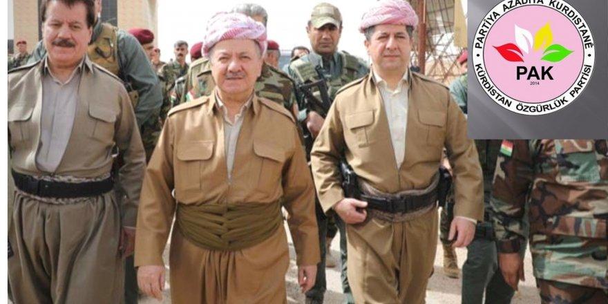 PAK:Xoverdayîşê Pirdê Tarîxê Kurdistanî de Estbîyayîşêko Tarîxî yo
