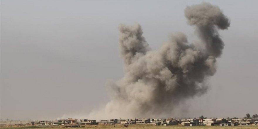 """SOHR: """"Îsraîl li Sûriyê êrîş bir ser mîlîsên Îranê"""""""