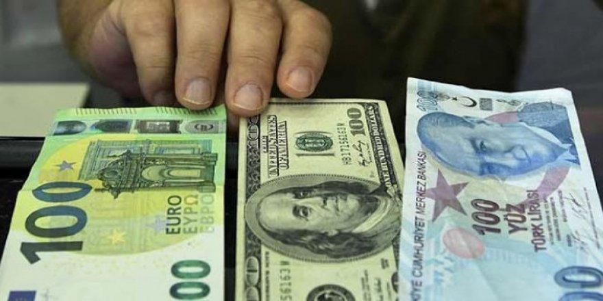 Bihayê 1 dolarî bûye 8.27 lîreyê Tirkiyê