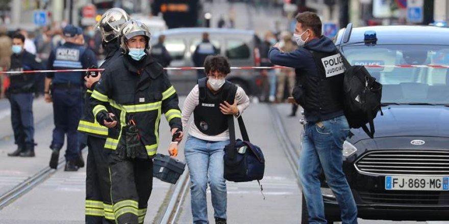 Fransa – Di êrişeka terorîstî de 3 kes bi kêran hatin kuştin!