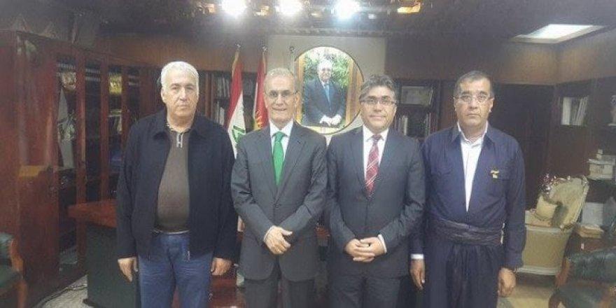 PAK: Parêzgarê Kerkûkê Dr. Necmedîn Kerîm Koça Dawî Kir, Serê Gelê Kurdistanê Sax Be