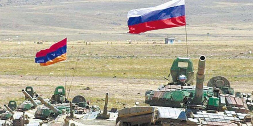 Rûsya: Em dê piştevaniya Ermenistanê bikin