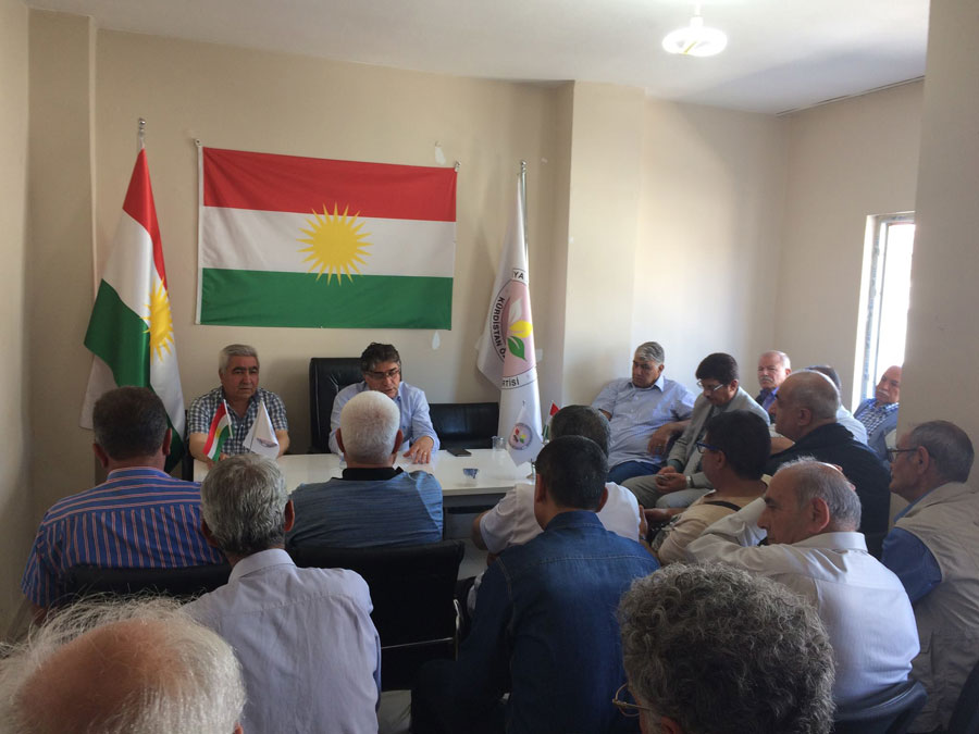 ''Şerê çekdarî yê li bakurê Kurdistanê zerarê dide başûr,rojava û rojhilatê Kurdistanê jî ''
