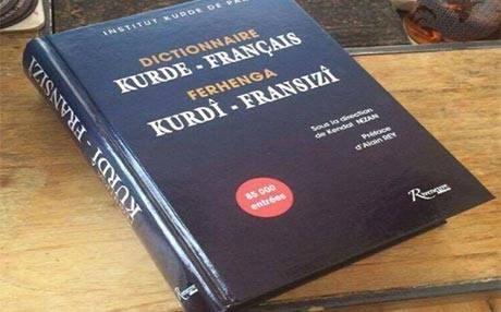 Ferhenga Kurdî - Fransî; Xebateka 39 salî