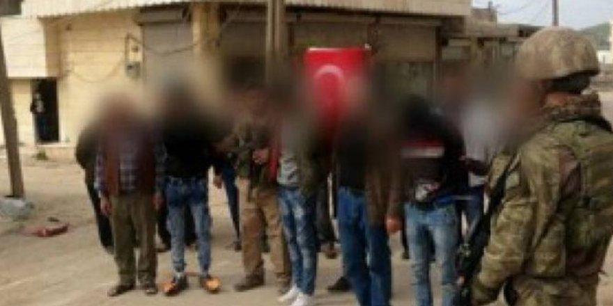 Efrîn…Çekdaranê girêdayîyê Tirkîya 11 kesî remnayî