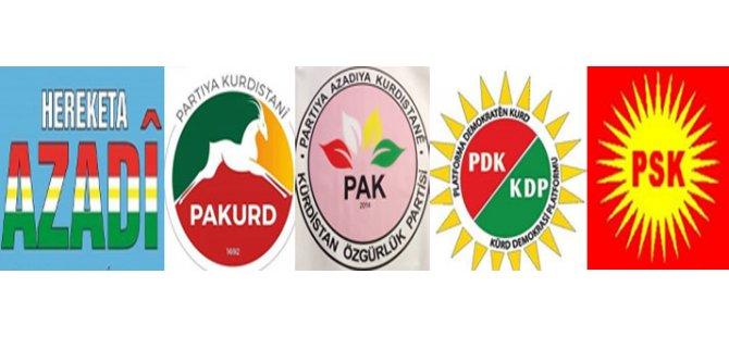 """""""PKK divê dest ji çalakîyên li dijî mirovahîyê berde"""""""
