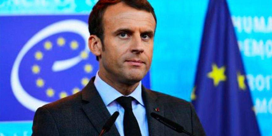 Macron 15 roj mohlet da mela û waîzên ola Îslamê yên li Fransayê