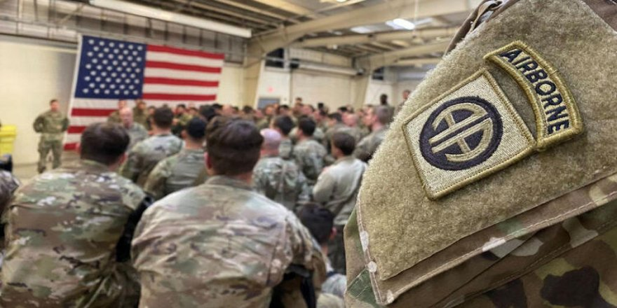 Amerîka dest bi derxistina hêzên xwe ji Iraqê kir