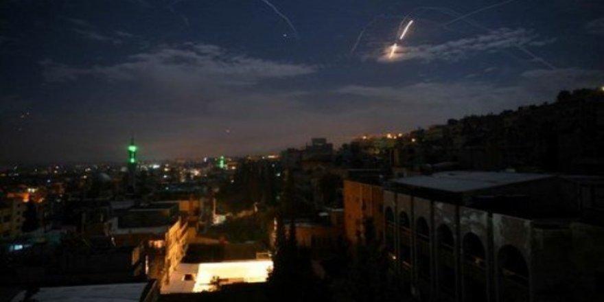 Îsraîlê xalên hêzên Îranê li Sûriyê bombebaran kirin