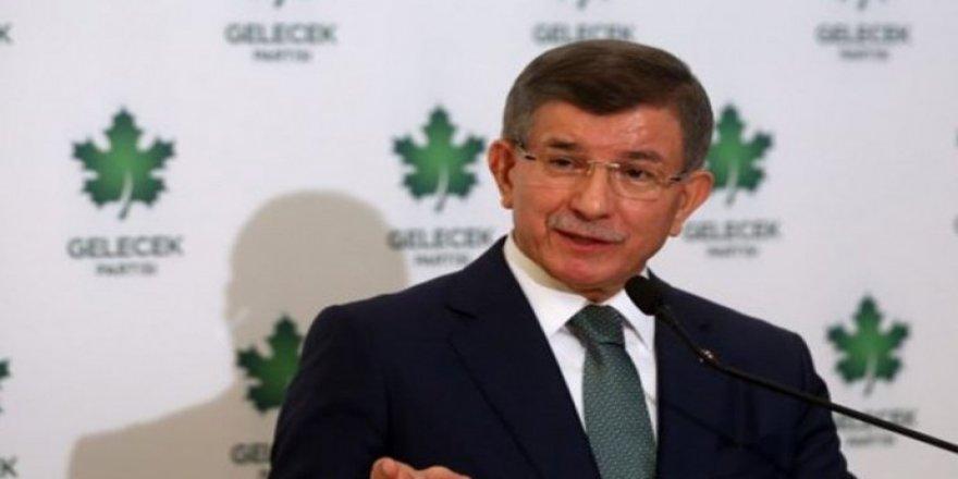 Davutoğlu: Bahçelî Tirkîya îdare keno