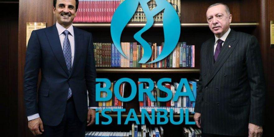 Tirkiyê ji sedî 10ê borseya xwe firot Qeterê