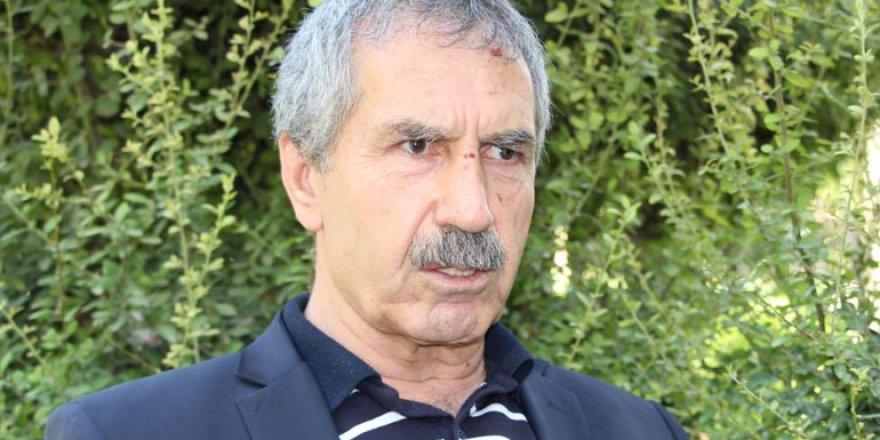 Serokê Giştî yê PAKê Mustafa Özçelik: Em bi wefata welatperwerê Kurd Hemîd Kiliçaslan gelekî xemgînin