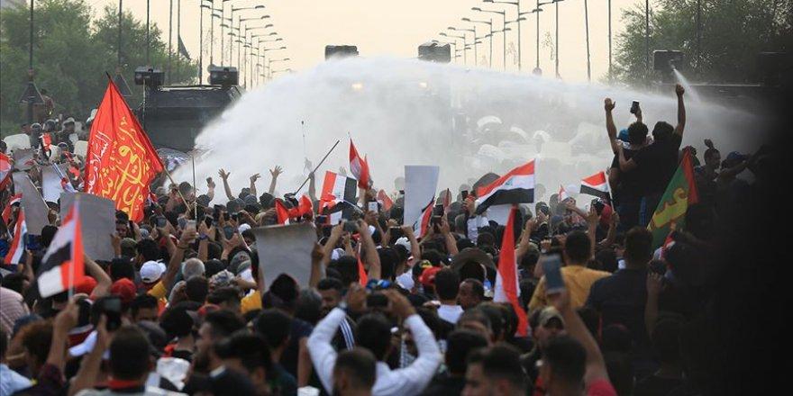 Iraq – Xwepêşandanan de tengezarî û alozî derket û 4 kes mirin