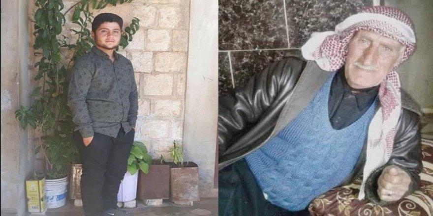Li Efrînê zarokek û kalekî 70 salî hatin kuştin