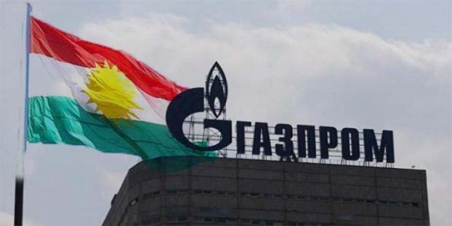 Kompaniya Gazprom a Rûsî karên xwe yên li Herêma Kurdistanê zêdetir dike