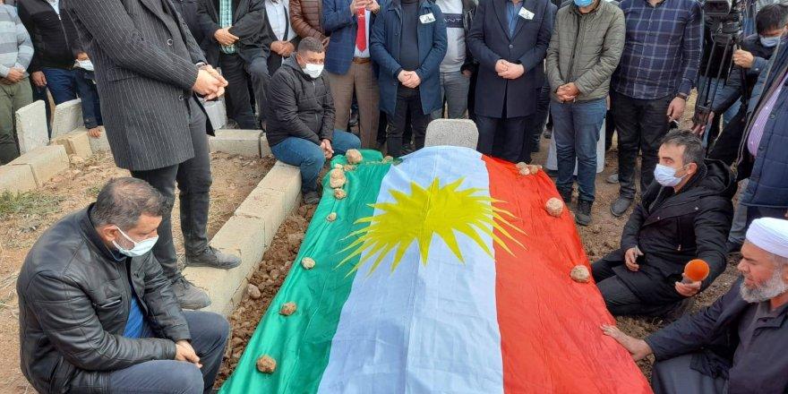 Welatperwerê Kurd Hemîd Kiliçaslan li Qoserê Bi Axê Hate Sipartin