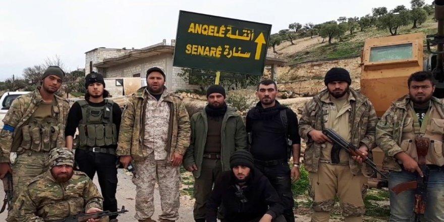 Efrîn.. Çekdaran 3 camêrdî û 2 cinî remnayî