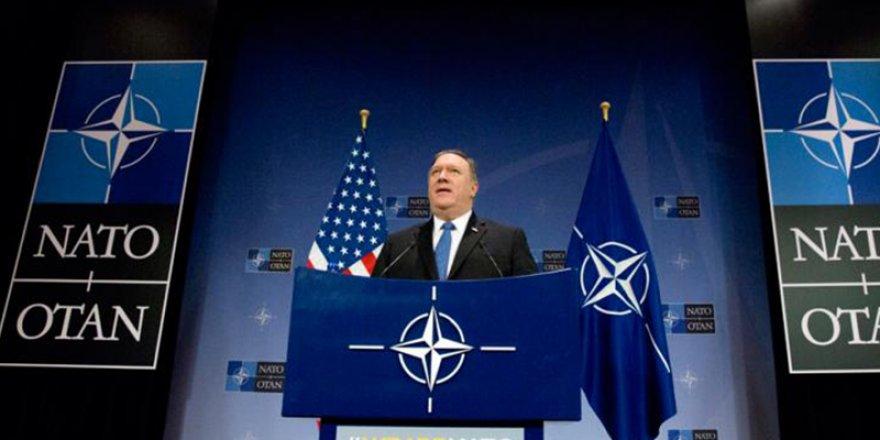 Di civîna NATO de Pompeo rexneyên tund li Tirkiyê girtin