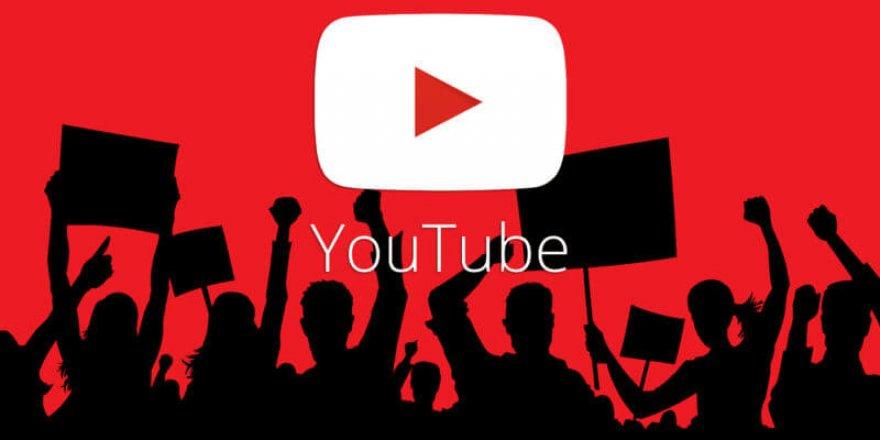 Youtube wê li Tirkiyeyê nûnerekî/e xwe wezîfedar bike