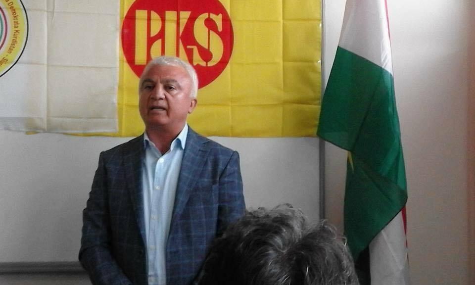 'Em piştgirîya referandûmê jî, piştgirîya serxwebûna başûrê Kurdistanê jî dikin'