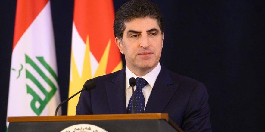 Serokê Herêma Kurdistanê bi helkefta sersalê peyamek belav kir