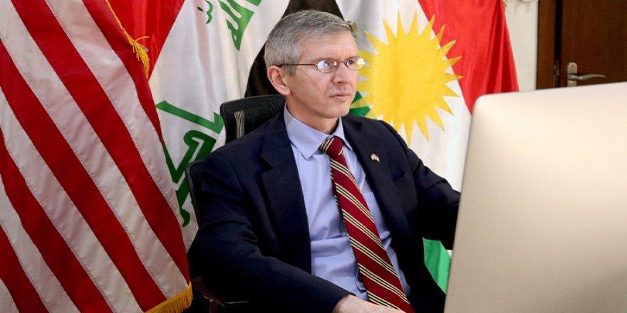 """Amerîka: """"Nêzbûna PDK-YNK ê bo Kurdistanê erêniye"""""""