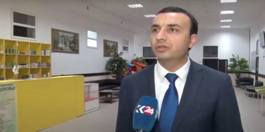 Kazaxistan- Kurdek bû parlamenter