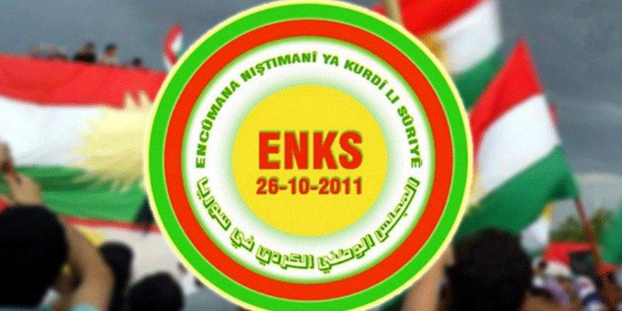 ENKSê gotinên Aldar Xelîl şemezar kir: Ev hewleke bo hilweşandina dîyaloga kurdî ye