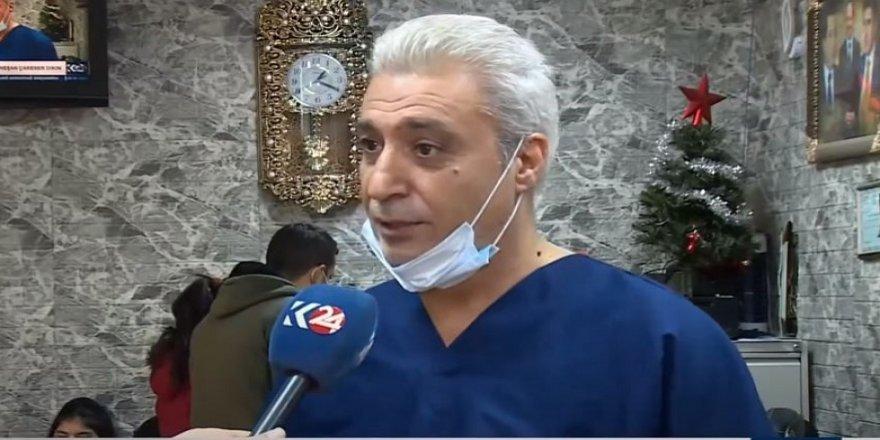 Bijîşkên rojavayê Kurdistanê bêpere nexweşan tedawî dikin
