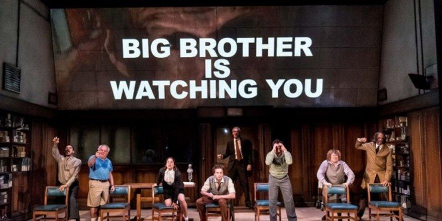 """""""1984""""a George Orwellî wê bibe rêzefilm"""