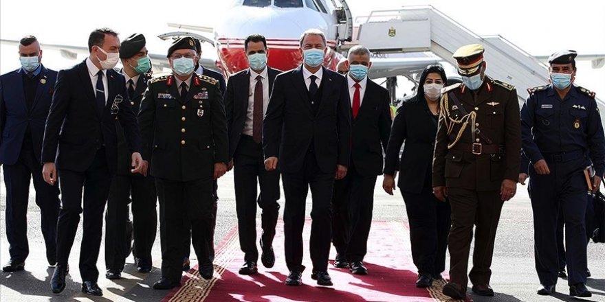 Wezîrê Pawitişî û serfermandarê Tirkiya şîy Iraq