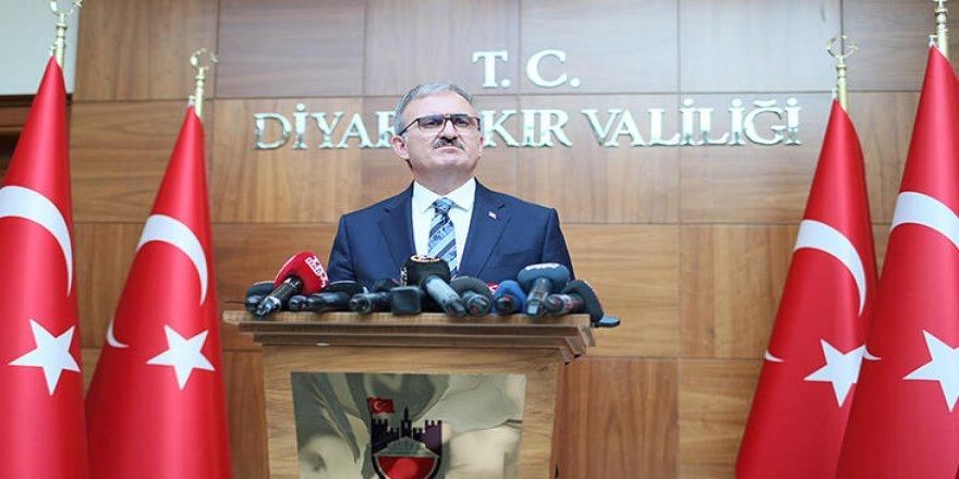 Walîyê Diyarbekirê bi koronayê ket