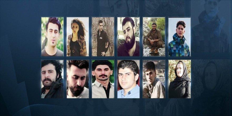 Rojhilatê Kurdistanê: 35 çalakvanên Kurd hatine desteserkirin