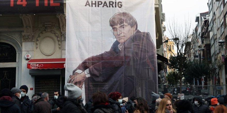 Hrant Dink di 14 saliya qetilkirina xwe de hat yadkirin