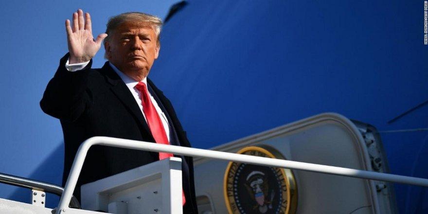 Trump bi axaftinekê xatir ji Amerîkiyan xwest