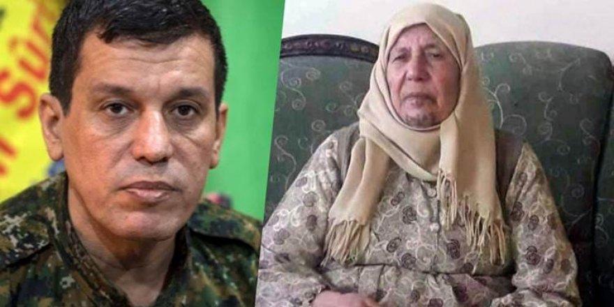 Dayika Mazlûm Kobanî wefat kir