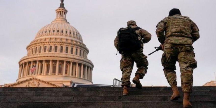 Amerîka- Washington weke bajarekî valakirî li benda sondxwarina Biden e