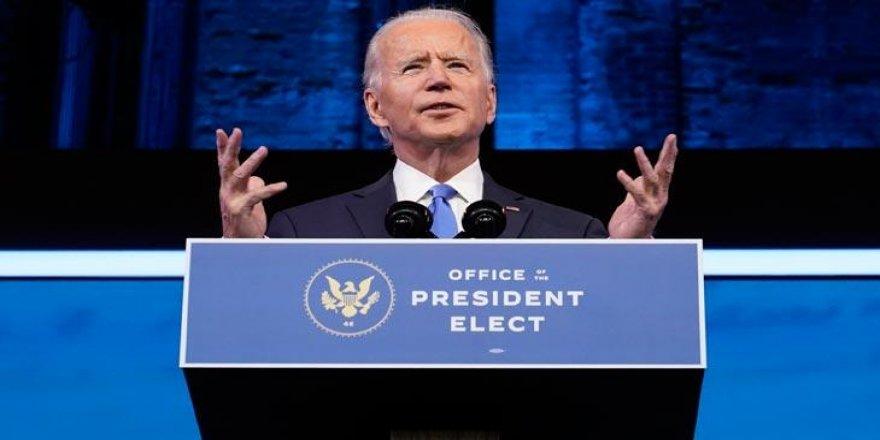 Joe Biden: Îro roja Amerîka û demokrasiyê ye