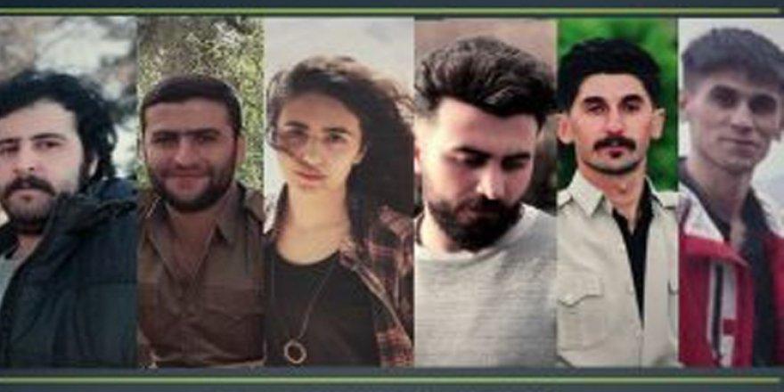 Îranê li Rojhilatê Kurdistanê di du rojên dawî de herî kêm 13 çalakvan desteser kir