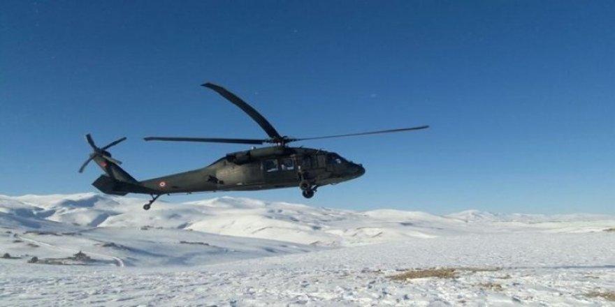 Li Çiyayê Agiriyê operasyona eskerî dest pê kir