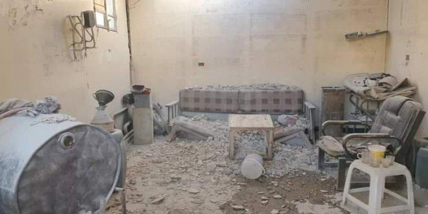 Tirkîya Til Rifat da bombeyan ver: 3 sîvîlî merdî