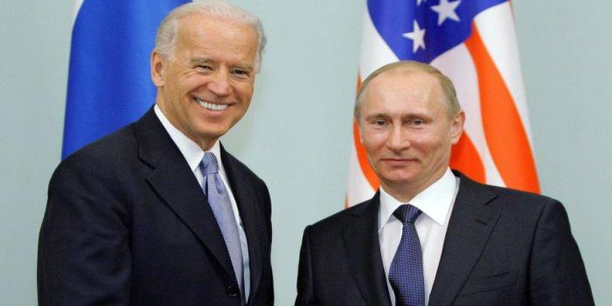 Serokê Rûsyayê Vladimir Putin Joe Bidenî pîroz kir