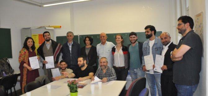 Berlîn: Şayîya Kursa Kurdî